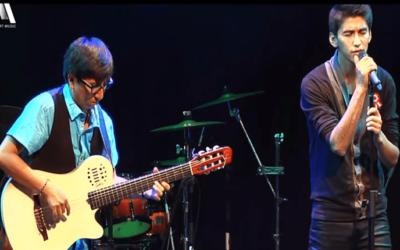 """""""Cuando llora mi guitarra"""" – Daniel Lazo"""